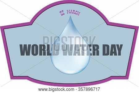 Shortcut For March Event World Water Day