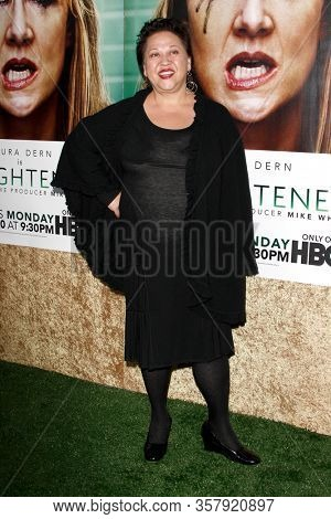 LOS ANGELES - OCT 6:  Amy Hill 1110 at the