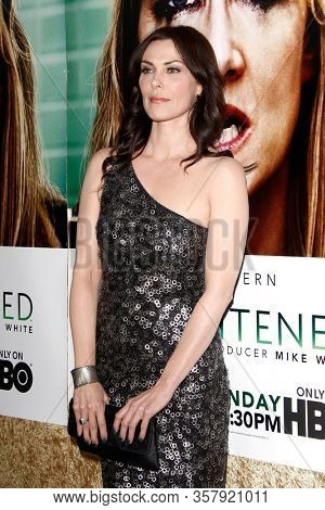 LOS ANGELES - OCT 6:  Michelle Forbes 1110 at the