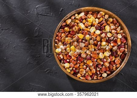 Zea Mays - Variety Of Creole Maize From The Colombian Caribbean Region