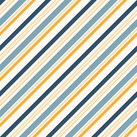 Diagonal Stripes Seamless Pattern. Simple Vector Slanted Lines Texture. Modern Abstract Geometric Co