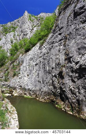 Turzii Canyon in Transylvania, Romania, Europe poster