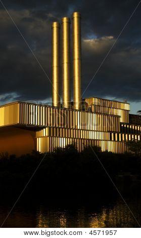 Golden Factory