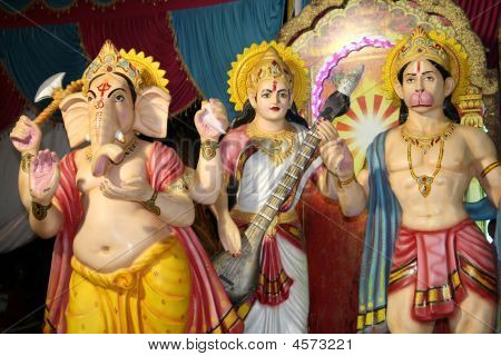 Hindu Godes And Godess