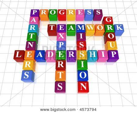 Mots croisés : 21 - Leadership
