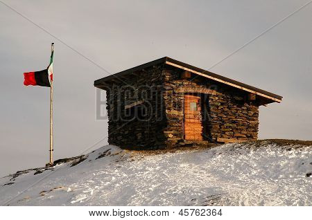 italian bivouac