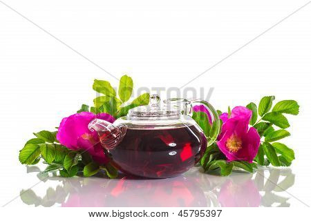Tea With Rose Hips