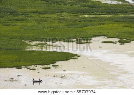 Mississippi River Fishing