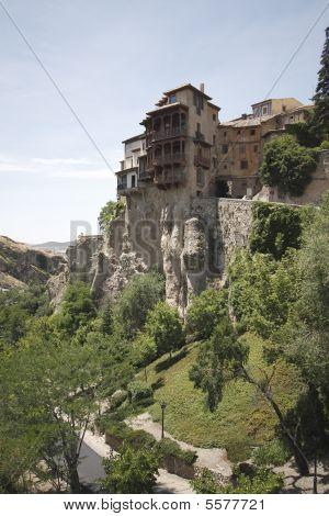 Hanging Houses, Cuenca, Spain