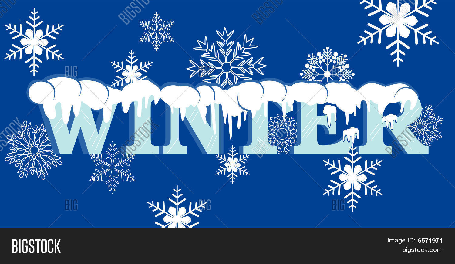word winter snow vector photo free trial bigstock