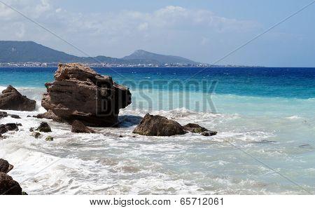 Sea ??coast Of Rhodes