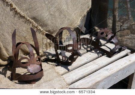 Iron Masks