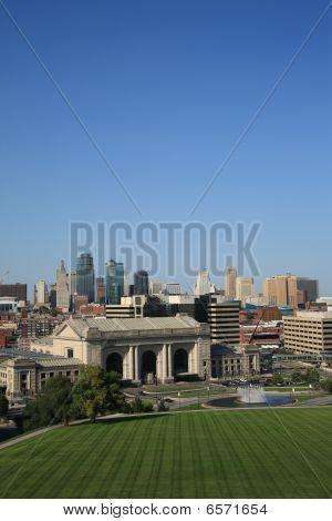 Канзас-Сити горизонт
