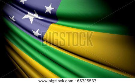 Flag Of Brazil (sergipe)