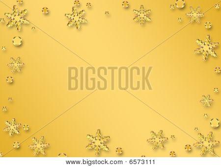 Golden Snow