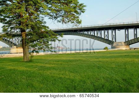 International Peace Bridge