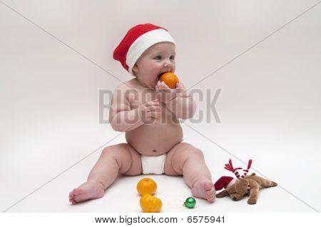 Baby - Xmas theme