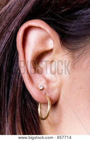 Girls Ear