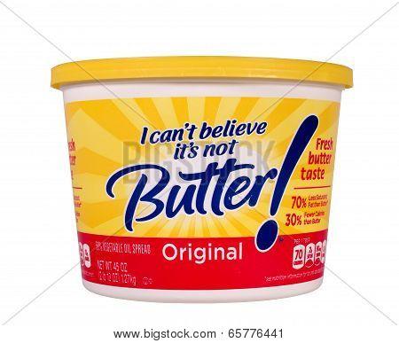 Faux Butter