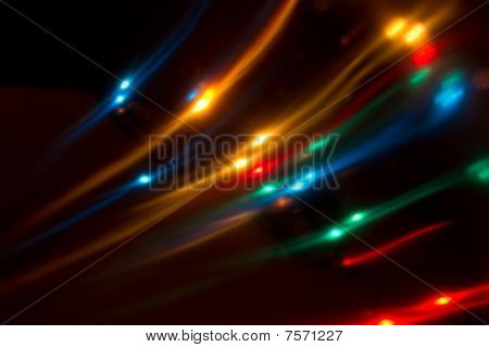 Abctract Light Background