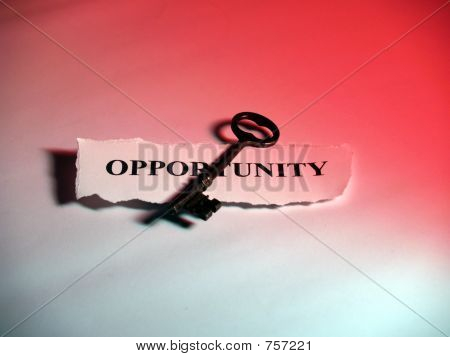 Key to Opportunity