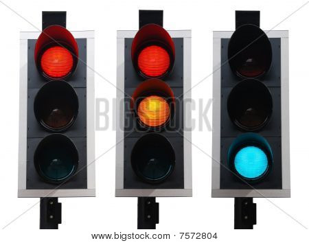 British Traffic Lights