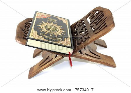 Quran On A Stand
