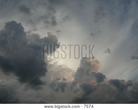 Angry Clouds North