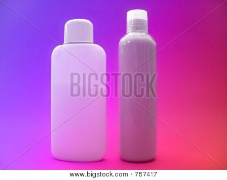 Cream Bottles
