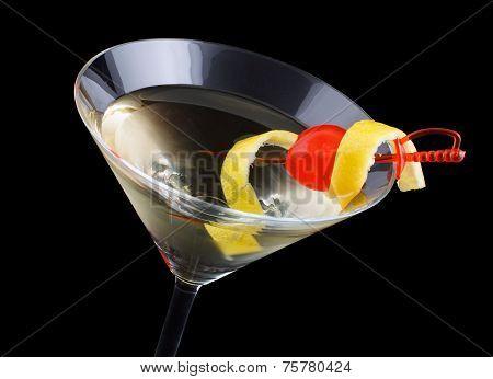 Tuxedo cocktail