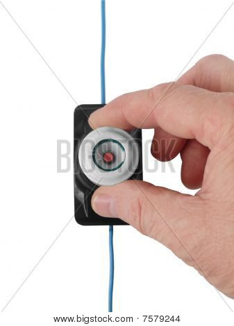 Hand And Electric Safety Lock