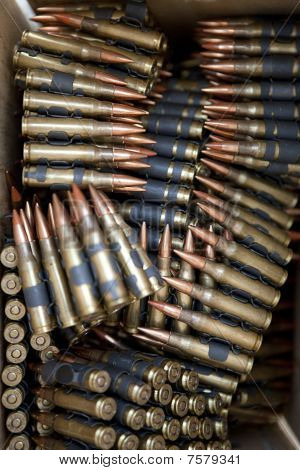 5.56x45mm  Tracer Bullets
