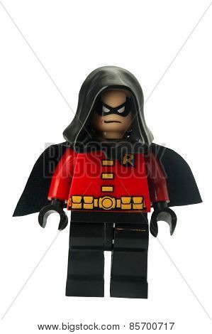 Robin Lego Compatible Lego Minifigure