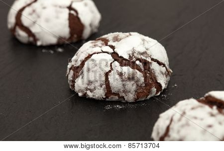 Freshly Made Chocolate Biscuits