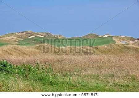 Fairway dunes