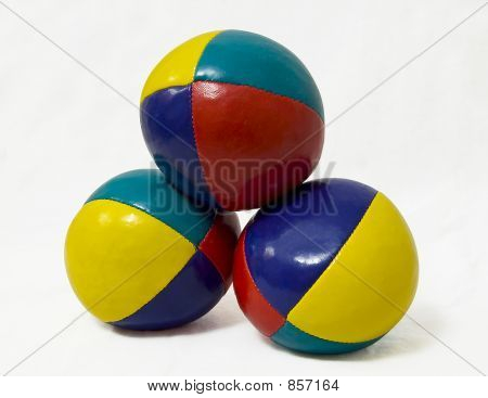 Professional Juggling Balls