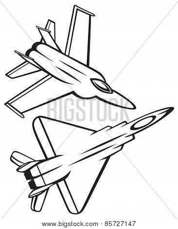 Warplane fighter