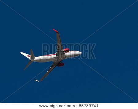 Aircraft Airlines Air Algerie