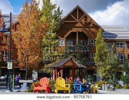 Whistler Plaza