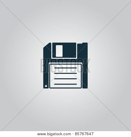 Diskette Save icon