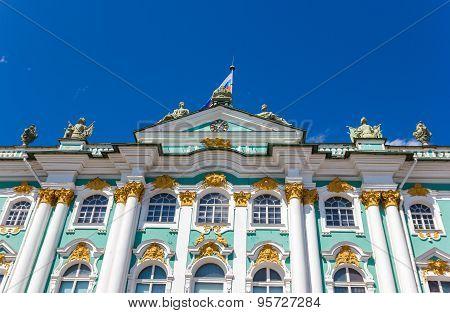 Winter Palace Fronton