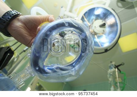 Mask For Anesthesia