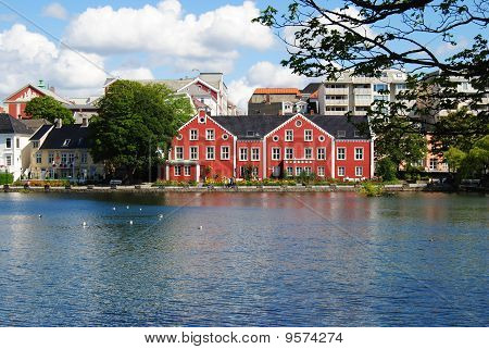 In Stavanger Norway