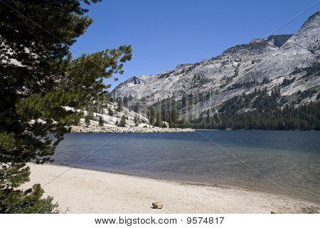 Tenaya Lake in California,USA