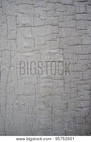 Cracky Gray Surface