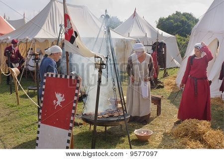 Medieval Barbecue