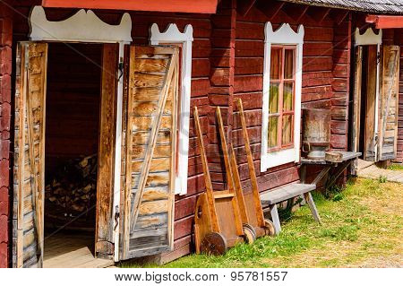 Open Sheds