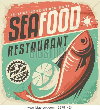 Seafood reastaurant