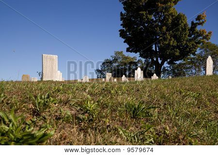 Revolutionary War Era Cemetery