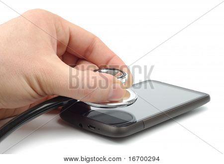 Diagnose Smartphone